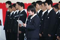 古賀高校の新入生