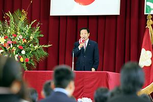 古賀東小学校の卒業式