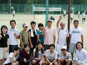 古賀市役所テニスチーム