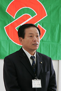 中村隆象市長