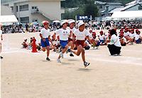 小野小学校運動会の様子