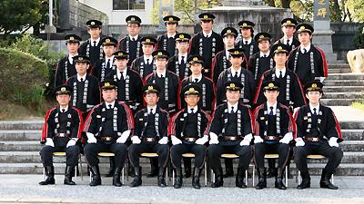 平成18年度消防団幹部