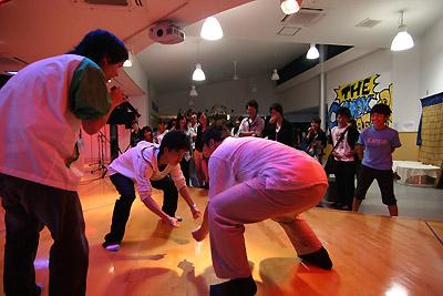 相撲大会の様子