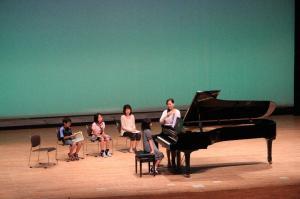 熊本有貴さんの公開ピアノレッスン