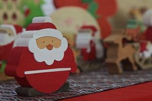 クリスマス気分を先取り