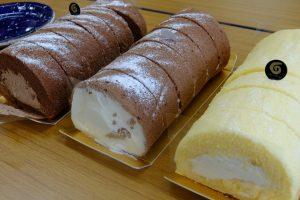 マキマキ屋のロールケーキ