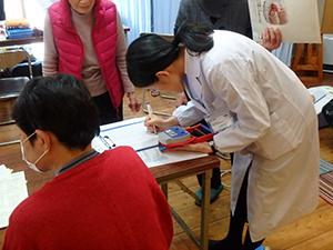 貧血の検査