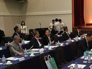 九州市長会総会
