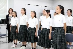 古賀北中学校生徒