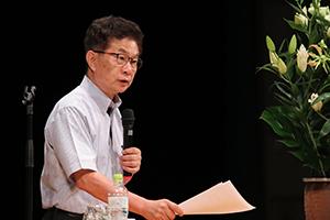 奥田均教授