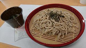 玄海そば塾さんの美味しい蕎麦