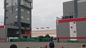粕屋北部消防本部 九州地区消防救助技術指導会