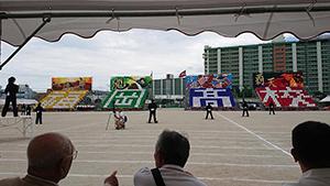 福岡高校体育祭