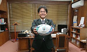 ラグビーワールドカップ日本大会本日開幕