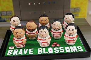 日本代表の選手をモデルにしたラガードール
