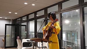 Yuzukiさんの素敵な歌声