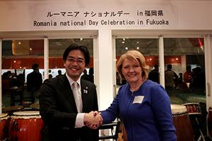 タティアナ・ヨシペル大使と
