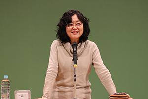 ジャーナリストの江川紹子さんに古賀市でご講演いただきました