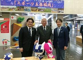 東京オリンピック・パラリンピックを盛り上げよう!