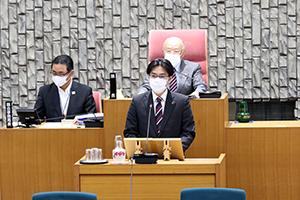 古賀市議会第3回臨時会
