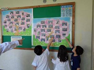 「みんなの笑顔でサクラサクプロジェクト~みんなの笑顔で桜の木を作ろう!~」