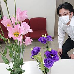 「#花を飾ろう」運動