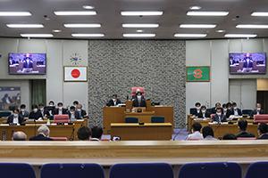 古賀市議会第4回臨時会