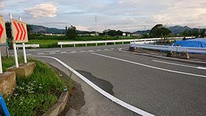 都市計画道路・中川熊鶴線