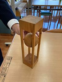 木工プログラムの素晴らしい作品
