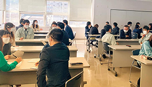 職員対象勉強会を開催しました
