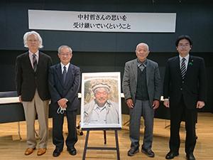 トーク企画にご参加いただいた矢野健二さん・古川正敏さん・水上武美さん(左から)