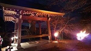 薦野 清瀧寺