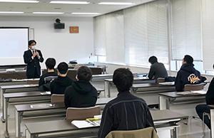 九州産業大学の学生さんたちと対話の時間をつくりました