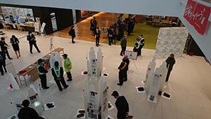 「生命(いのち)のメッセージ展」はリーパスプラザこが交流館で開催 16日まで