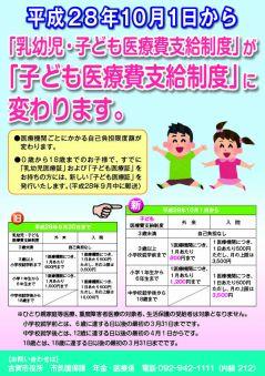 費 乳幼児 助成 医療